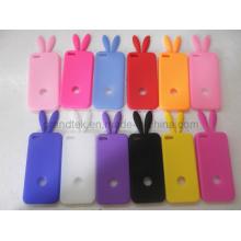 Caixa de telefone móvel do silicone para iPhone /Samsung/ HTC