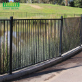 safety fence panels aluminum garden fence