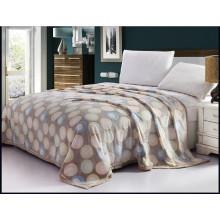 Дешевые оптовые постельные принадлежности Фланель ткани флисовой одеяла
