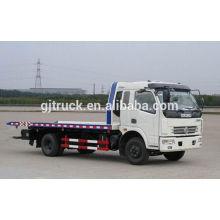 Camión grúa Dongfeng 4x2 Drive con grúa para levantar y remolcar vehículos pequeños
