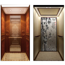 China Stainless Steel Residential Lift Elevator