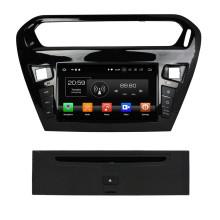 Accesorios multimedia coche para PG 301 2013-2016