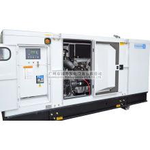 187.5kVA / 150kw Agua de refrigeración AC 3 Phase Soundproof Diesel Generador con motor Lolvo (Perkins)