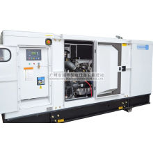187.5kVA / 150kw Водяное охлаждение AC 3-фазный звукоизоляционный дизельный генератор с двигателем Lolvo (Perkins)