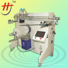 HS1000RM precision one color plastic buckets printing machine with stepping motor