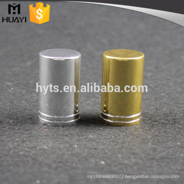 silver golden perfume aluminium bottle cap