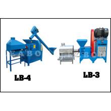 Machine de fabrication de briquettes de haute qualité 2016