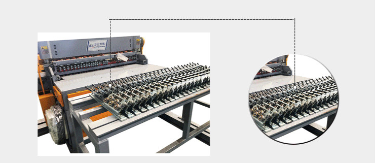 Fence Wire Mesh Machine