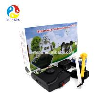 5,5 hectares Invisible Eletrônico Dog Pet Esgrima Sistema de Cães Pet Safety Electric Dog Fence Controller