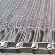 Malla de alambre del transportador 316 de acero inoxidable
