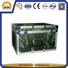 Aluminium Gehäuse Metall-Lagerung Flightcase für militärische Hf-1207