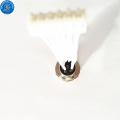 PCBoard de 8 pinos em fita plana com conector de 6 núcleos
