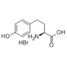 Homo-L-tyrosine, Hydrobromide CAS 141899-12-9