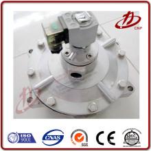 Válvula de compuerta de 3 vías solenoide de alta presión 12v
