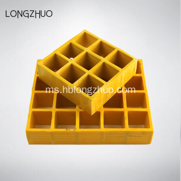 Anti Slip FRP Molded Gratings