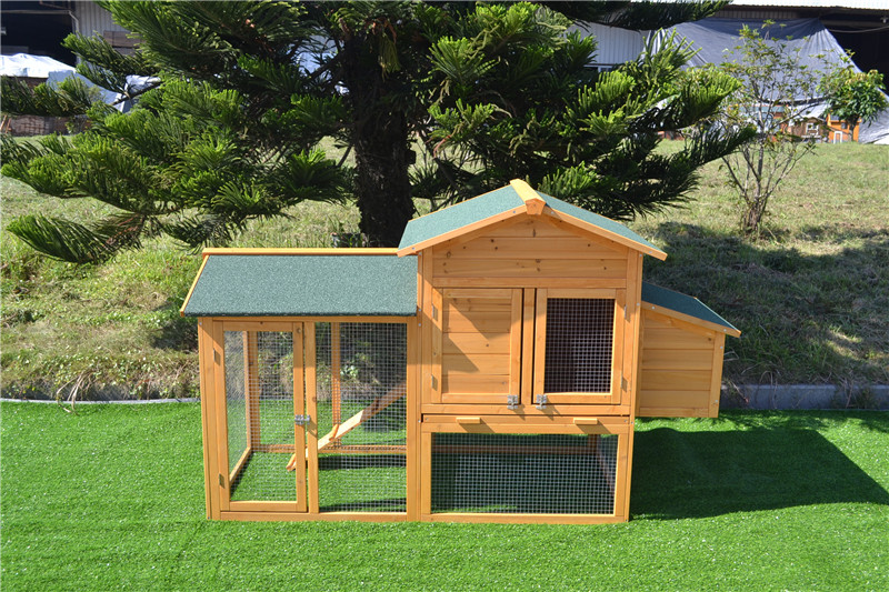 wood hen house