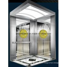 Allemagne Équipement d'ascenseur passager avec salle de machines (JQ-B031)
