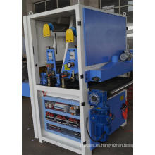 Maquina de lijado lateral de dos cabezales de 1300 mm