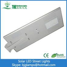 80W All In One Stree Lighting of Solar Energy
