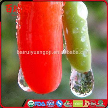 Ningxia Perfect Import goji bagas goji berry goji berry preço com razoável