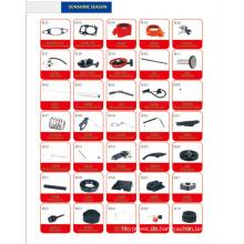 Ersatzteile für Benzingeneratoren und Motoren