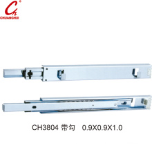 Furniture Fitting TV Slide Soft Closing Under Mounted Slider (CH3804)