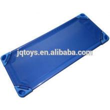 JQ002-1 School Furniture Children High Handrails Plastic Bed