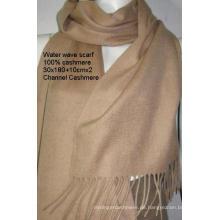 Kaschmir Wasser Wellen Schal