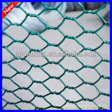 DM galvanized hexagonal woven wire mesh