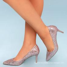 beautiful women bridal wedding shoes