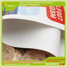 China Hersteller von 10oz laminierten Frontlit Banner Rolls