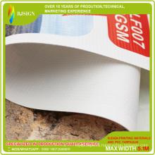 Изготовление Китая 10 унций ламинированные frontlit баннер рулонах