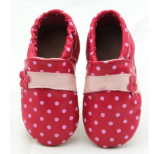 Wholesale Customized Soft Sole Baby Leather Shoes