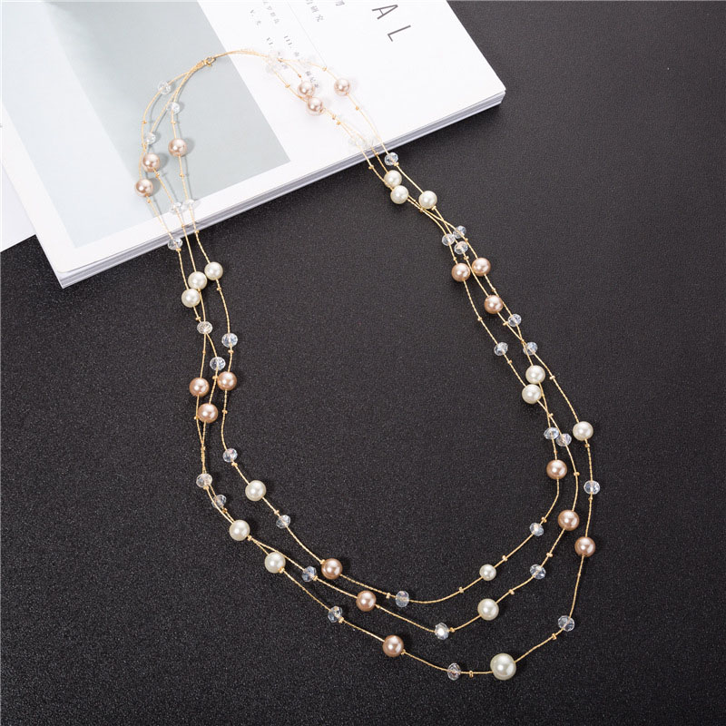 Fine Jewelry Pearl Necklace