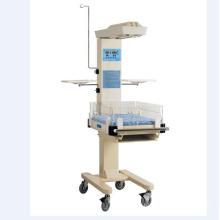 Equipamento médico bebê infantil radiante mais quente