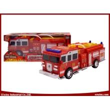 Jouets électriques Fire Engine Toys Véhicule avec des lumières et des sons