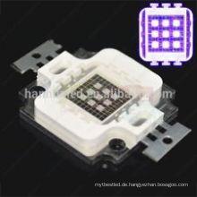 Alibaba drücken China 10w 390-395nm UV geführte Laserdiode aus