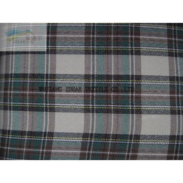 300D Yarn-dyed Polyester checked Fabric For Picnic Baskets