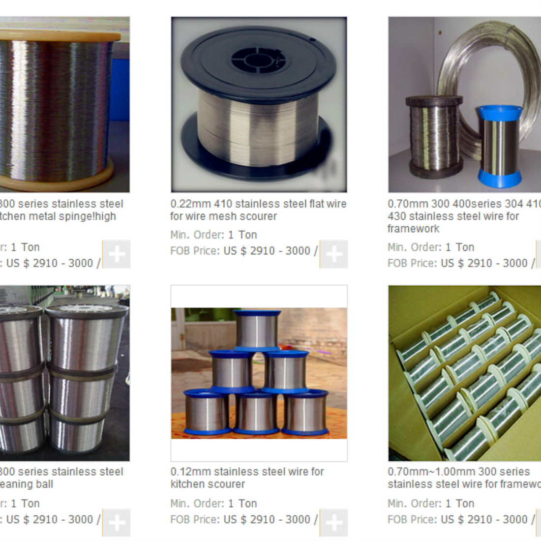 stainless steel wire for kitchen scrubber