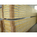 Rock Wool Insulation Sandwichpaneel