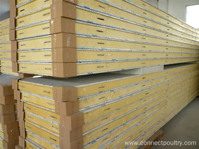 Rock Wool Insulation Sandwich Panel China Manufacturer