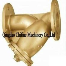 Messing / Bronze / Kupferguss für Ventilkörper