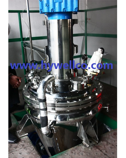 Chrysanthemum Extract Vacuum Drying Machine