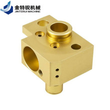 OEM Brass Machining Precision CNC Turning