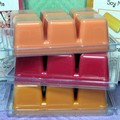 Geurende Wax kubussen Soy Wax Bar