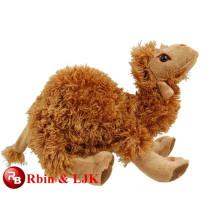 Conozca EN71 y ASTM estándar ICTI juguete de peluche fábrica juguetes de peluche de camello