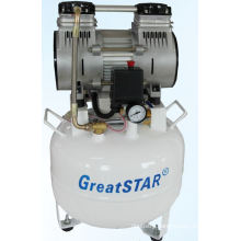 1 to 3 Dental Oilless Air Compressor (GS-500)