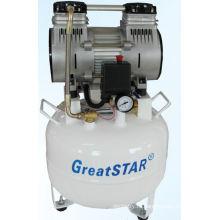 От 1 до 3 Dental Oilless Air Compressor (GS-500)
