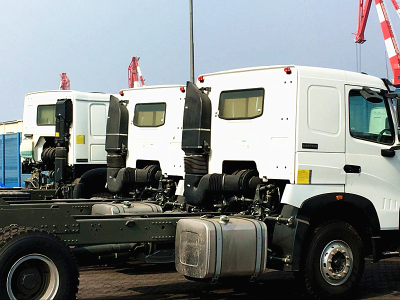cargo truck chassis