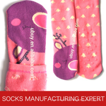 Babies′ Full Terry of Tube Sock with Anti Slip